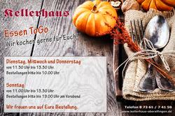 Kellerhaus Oberalfingen - Danke, dass wir für Euch kochen dürfen