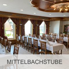 Kellerhaus Oberalfingen - Räumlichkeiten - Mittelbachstube