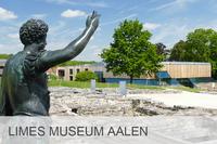 Kellerhaus Oberalfingen - Lage und Umgebung - Limesmuseum Aalen