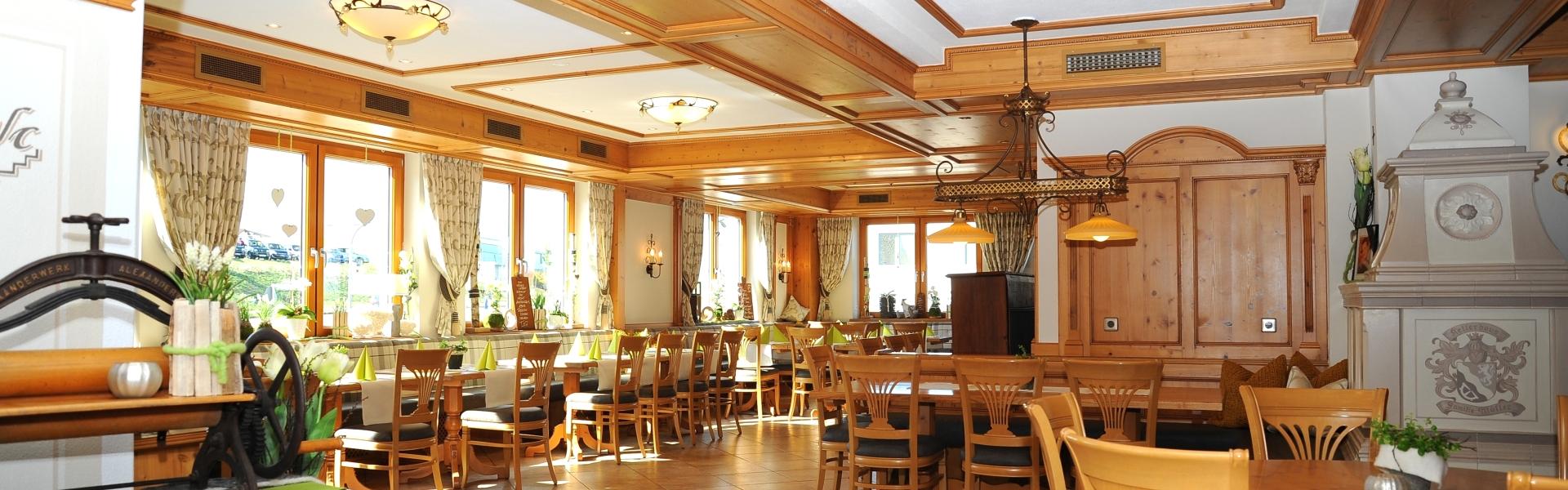 Kellerhaus Oberalfingen - Unser Gasthof, Essen und Trinken von AH! bis OH!