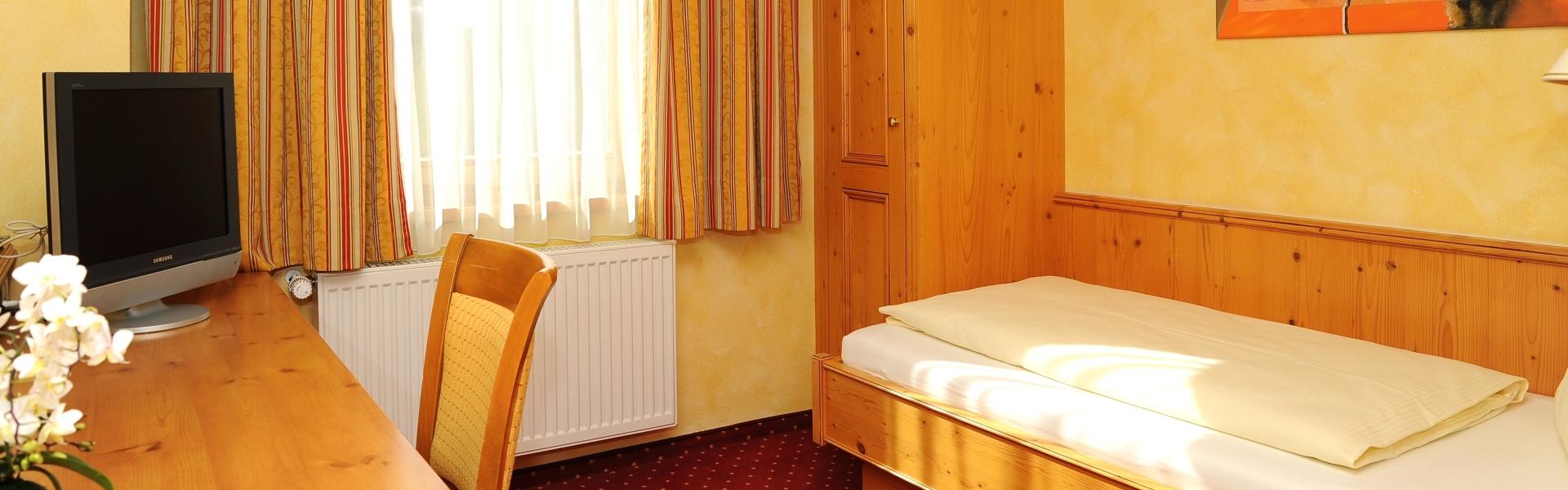 Kellerhaus Oberalfingen - Unsere Zimmer - Komfort Einzelzimmer